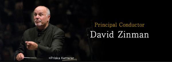 Principal Conductor David Zinman (c)Priska Ketterer