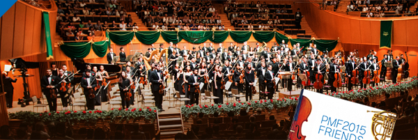 State of the PMF2014 GALA concert