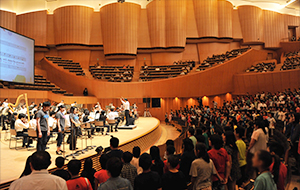 PMF Link Up Concert