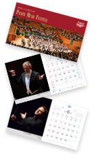 PMFオリジナル・カレンダー