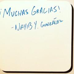 Nayib González