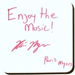 Paris Myers