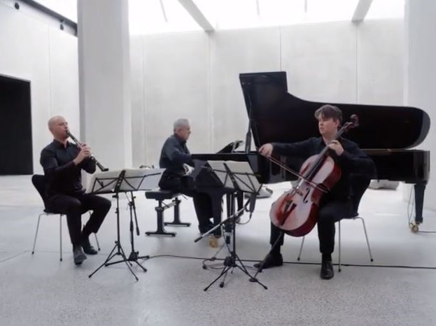 Beethoven: Trio in E-flat Major, Op. 38