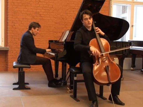 Schnittke: Cello Sonata No. 1