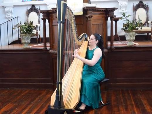 G. Tailleferre: Sonata for Harp