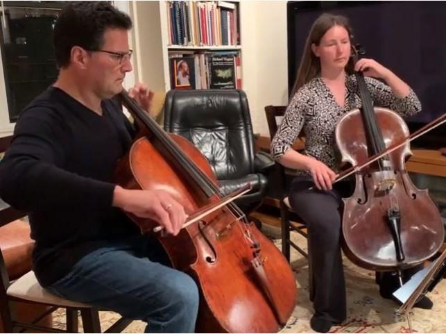 Haydn: Duet in D Major