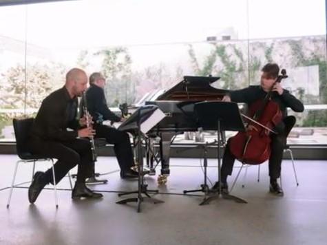 Brahms: Clarinet Trio in a minor, Op. 114