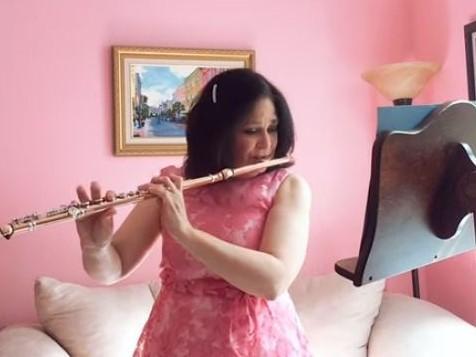 Flute Recital - C.P.E. Bach: Sonata in a minor, H. 562, and more