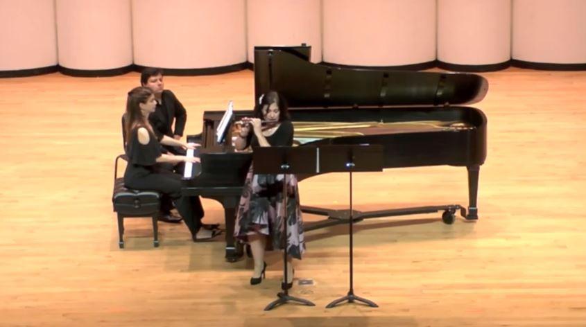 A. Harberg: Sonata for Piccolo and Piano