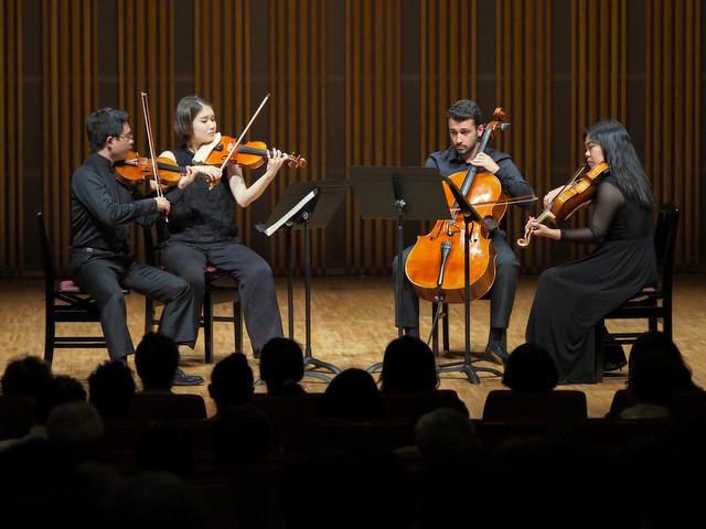 Haydn: String Quartet in E-flat major, Op. 33 No. 2