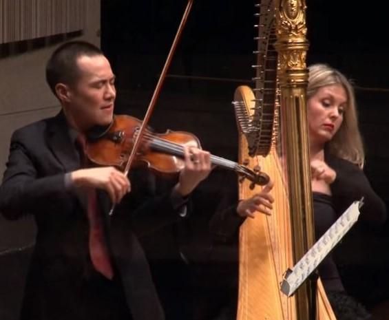Saint-Saëns: Fantaisie in A major, Op. 124