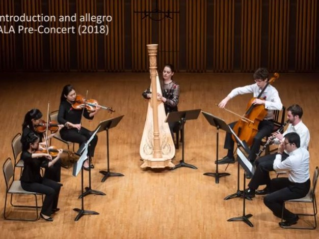 Ravel: Introduction and allegro [PMF Academy Chamber Series]
