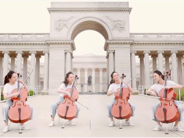 Jay Chou (arr. Cellokoko): Mojito