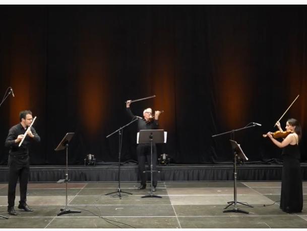 F. Grofé: Table d'Hôte / Vivaldi: Concerto in F major for 2 horns, RV 538