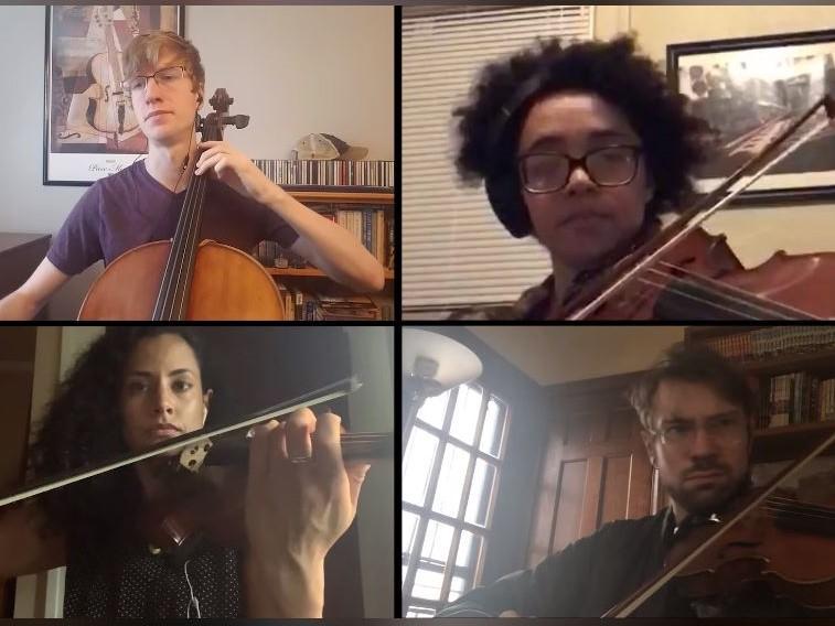 Marc Mellits: String Quartet No. 5
