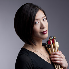 Cynthia Yeh, percussion