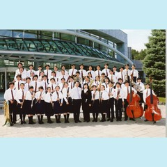 Sapporo City Miyanomori Junior High School Wind Band