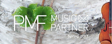 PMF MUSIC PARTNER Spring 2017