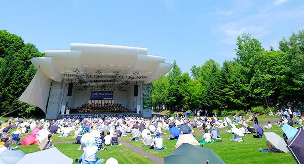 音楽の街、音楽の夏 PMF2017は後半に突入