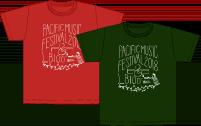 PMF2018 オリジナルTシャツ