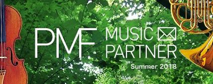 PMF MUSIC PARTNER Summer 2018