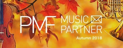 PMF MUSIC PARTNER Autumn 2018