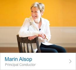 Marin Alsop, Principal Conductor