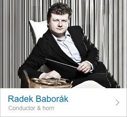 Radek Baborák, Conductor & horn