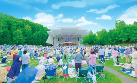 写真:PMFコンサートのイメージ