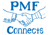 ロゴ:PMF Connects