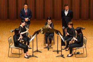[Scheduled release: July 12 (Sun) at 18:00] PMF Open Master Class I (Flute, Oboe, Bassoon, Woodwind Quintet)