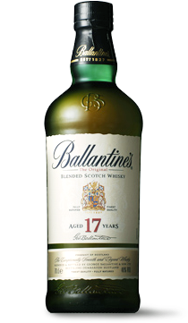 Ballantine's 17-year-old Scotch Whisky