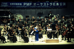 PMF Orchestra Concert in Hiroshima, Michael Tilson Thomas (cond.)