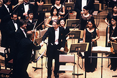 PMF Orchestra Concert, Michael Tilson Thomas (cond.)