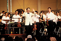 Picnic Concert, Charles Dutoit (Cond.)