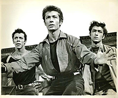 George Chakiris as Bernardo in the film version of