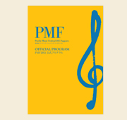 PMF 2015 Official Program