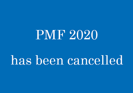the cancellation of PMF 2020