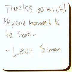 レオ・サイモンの写真2