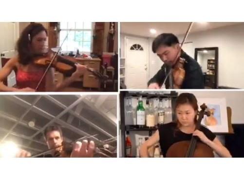 ベートヴェン: 弦楽四重奏曲 第9番 ハ長調 作品59-3「ラズモフスキー第3番」からIV. Allegro molto