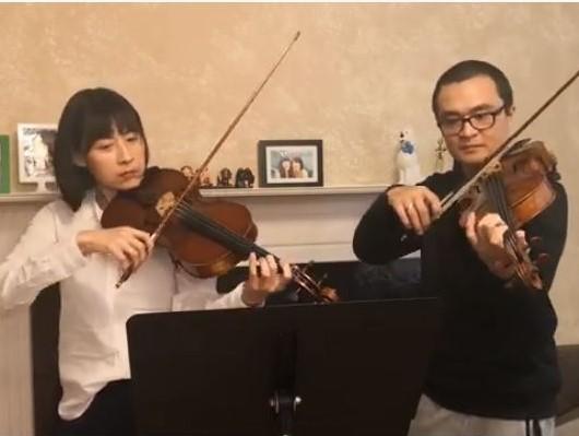 J. S. バッハ:ブランデンブルク協奏曲 第6番 変ロ長調 BWV 1051から III. Allegro