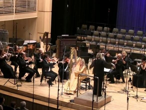 O. クッカル:Harfenianna - ハープと弦楽のための協奏曲 作品55(世界初演)