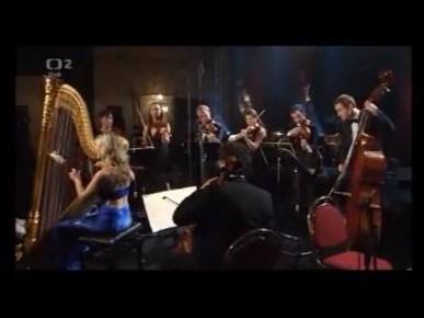 Z. ルカーシュ:ハープと弦楽のための演奏会用音楽 作品177 から III. 2/4