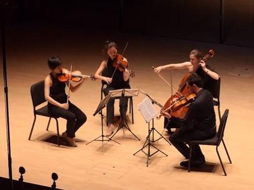 ドヴォルザーク:弦楽四重奏曲 第12番 ヘ長調 作品96「アメリカ」
