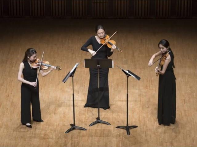 F. ヘルマン:3つのヴァイオリンのためのカプリッチョ ニ短調 第1番 作品2【PMFアカデミー室内楽シリーズ】