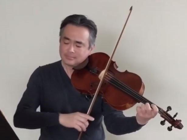 J. S. バッハ:無伴奏チェロ組曲 第1番 ト長調 BWV 1007(ヴィオラ版)から Prelude
