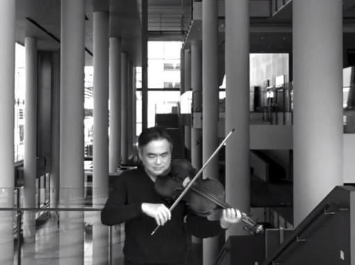 レーガー:無伴奏ヴィオラ組曲 第1番 ト短調 作品131d から I. Molto sostenuto