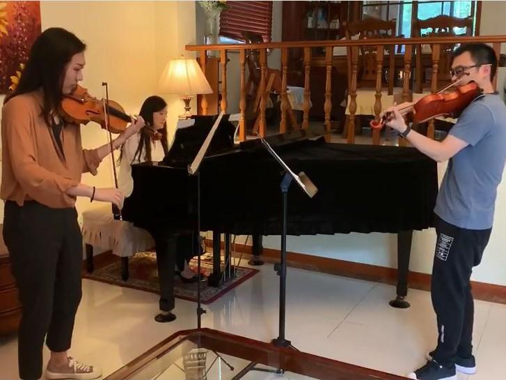 ショスタコーヴィチ:2台のヴァイオリンとピアノのための5つの小品から