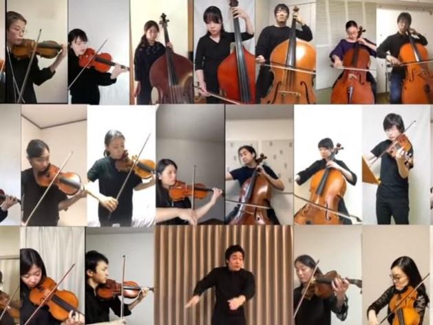 R. シュトラウス:メタモルフォーゼン~23の独奏弦楽器のための習作