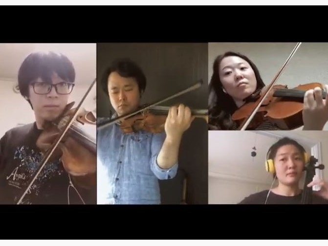 J. S. バッハ:2つのヴァイオリンのための協奏曲 ニ短調 BWV 1043から I. Vivace